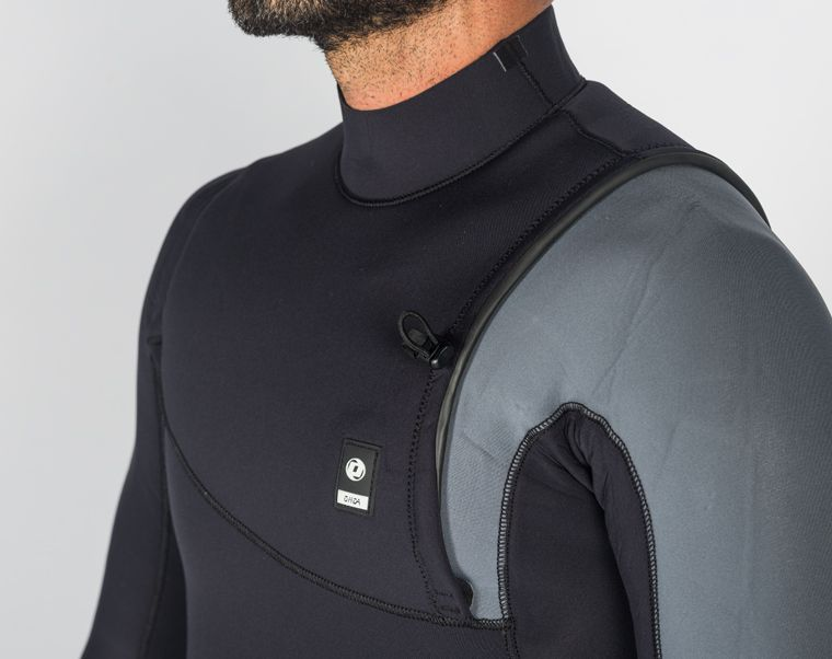 Onda Wetsuits - Zipfree System