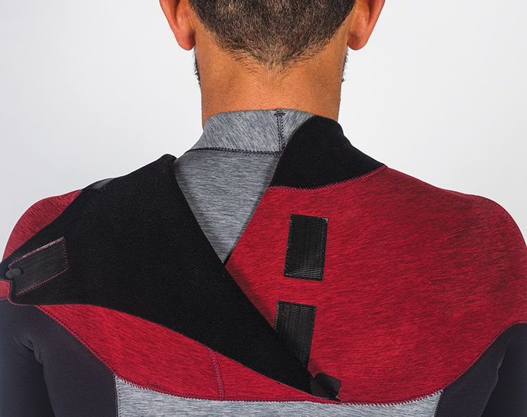 Onda Wetsuits - Zipfree System - Back Entry