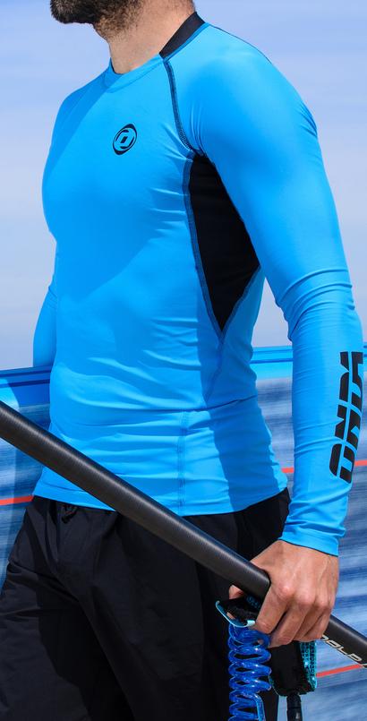 Man Long Sleeve Compression Shirt