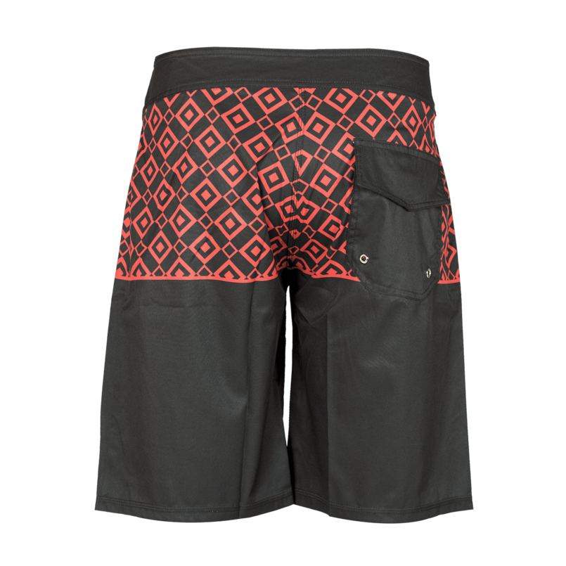 Man Boardshort ONDA SET 2 Way Stretch