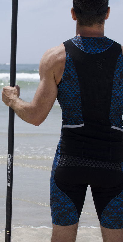 Man Ultralight Shirt ONDA for Stand Up Paddle