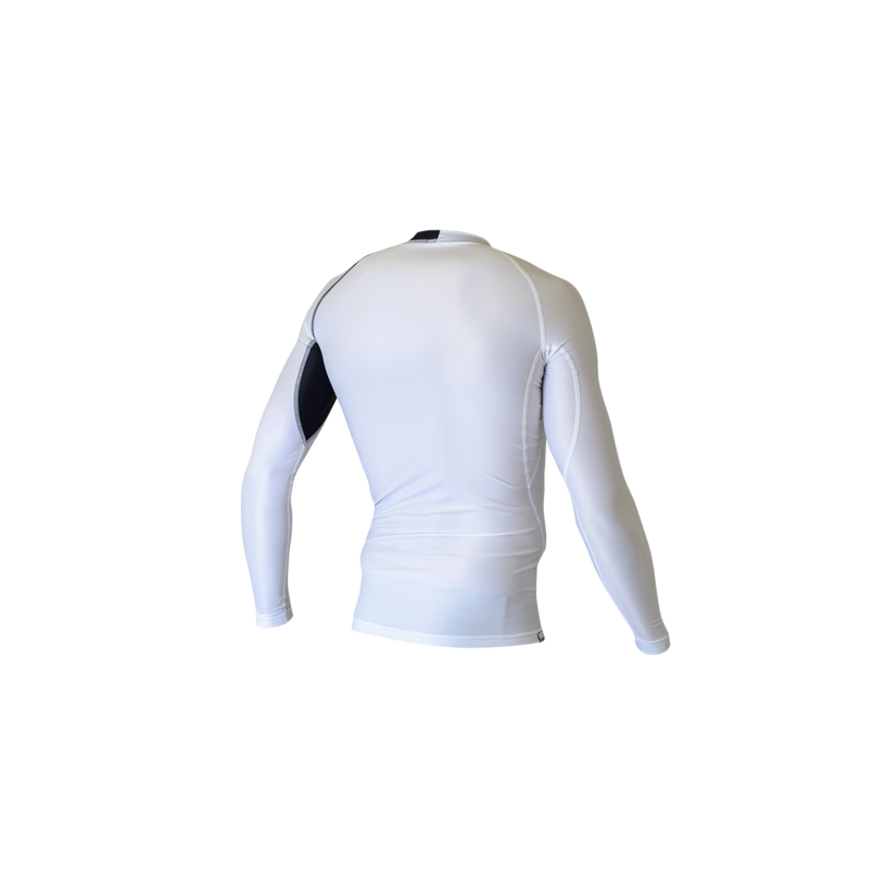 Man Long Sleeve Compression Shirt for Stand Up Paddle