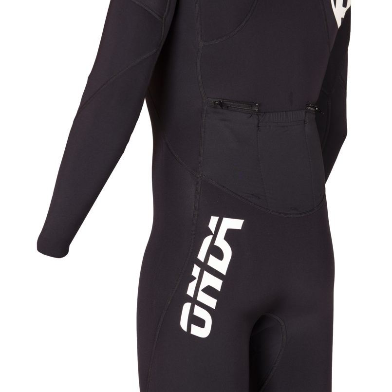 Man Wetsuit ONDA SR 2MM Neoprene with Chest Zip for Stand Up Paddle