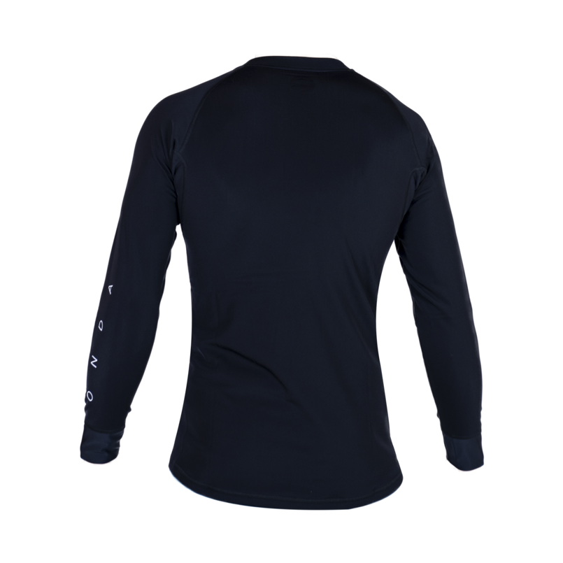 Men Quick Dry Shirt with Long Sleeve and Zip ONDA PADDLE SPORTS for Stand Up Paddle