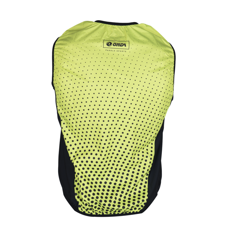 Man Ultralight Wind Vest ONDA for Stand Up Paddle